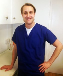 Tom Watson south west podiatry