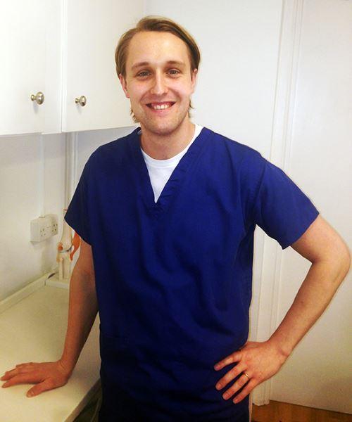 Tom Watson south west podiatry